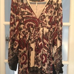 Free people dress dress small bohemian